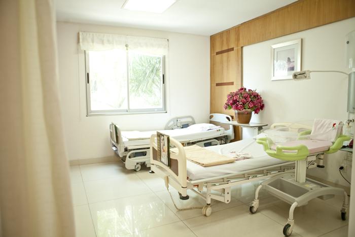 Bệnh Viện Quốc Tế trong khu đô thị Hateco