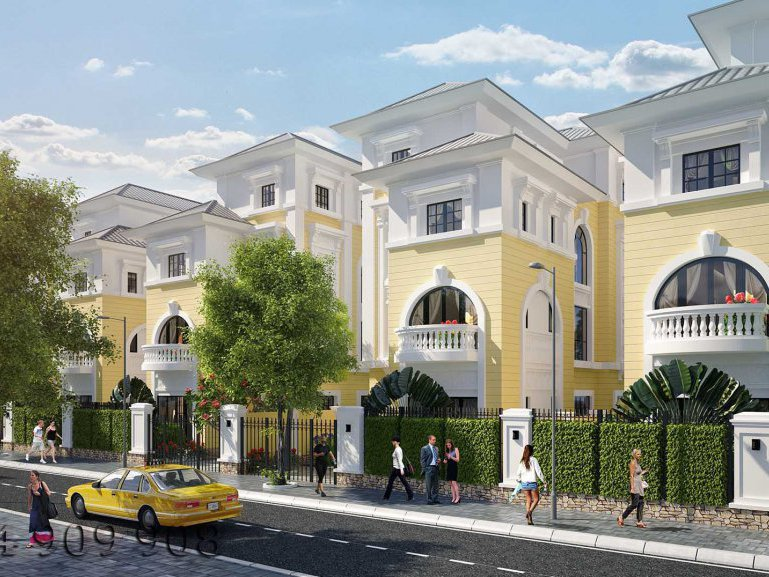 Cityland Luxury Villas