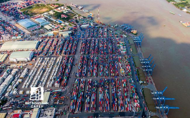 Ảnh minh họa bất động sản công nghiệp Việt Nam đang phát triển mạnh