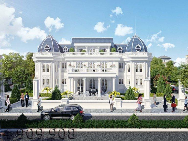 liền kề Cityland Luxury Villas Mễ Trì