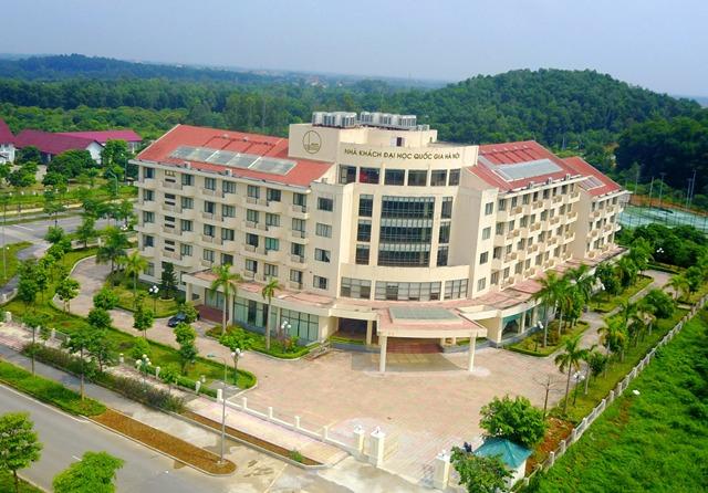 Nhà công vụ Đại học Quốc gia Hà Nội.