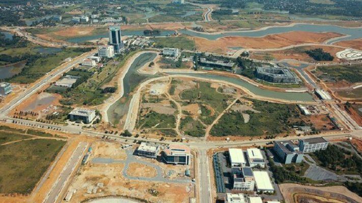 Quy hoạch Mở rộng đô thị Hòa Lạc