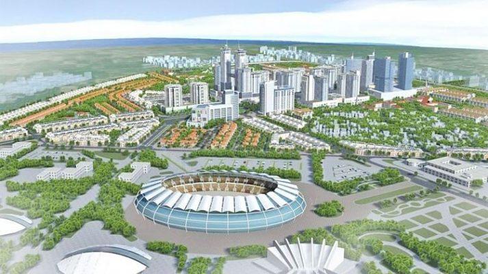 Sungroup quy hoạch sân bay tại khu đô thị Hòa Lạc