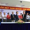 Vinaconex chào đón 2 nhà đầu tư dược phẩm đầu tư vào khu công nghệ cao Hòa Lạc